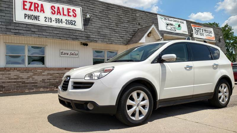 2007 Subaru B9 Tribeca AWD Ltd. 5-Pass. 4dr SUV w/Beige Int. - Reynolds IN