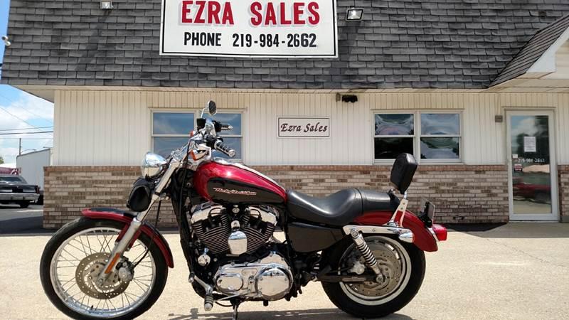 2006 Harley Davidson Sportster 1200