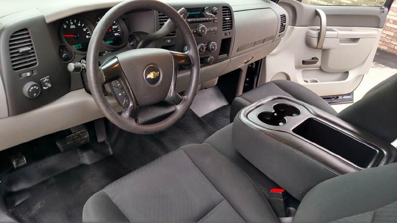2012 Chevrolet Silverado 1500 4x2 Work Truck 4dr Extended Cab 6.5 ft. SB - Reynolds IN