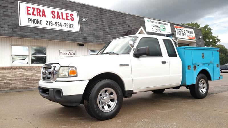 2008 Ford Ranger 4x4 XLT 4dr SuperCab SB - Reynolds IN