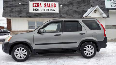 2006 Honda CR-V for sale in Reynolds, IN