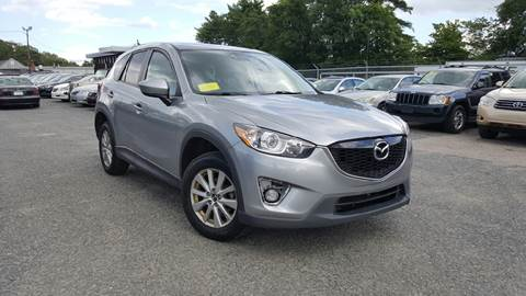 2014 Mazda CX-5 for sale in Worcester, MA
