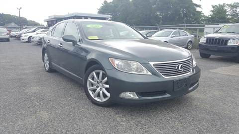 2008 Lexus LS 460 for sale at Mass Motors LLC in Worcester MA