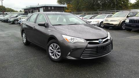 2015 Toyota Camry Hybrid for sale in Worcester, MA