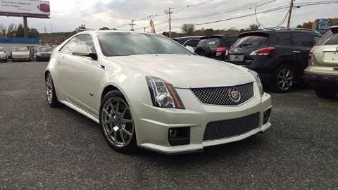 2011 Cadillac CTS-V for sale in Worcester, MA