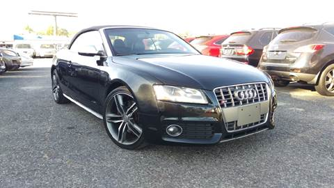 2011 Audi S5 for sale at Mass Motors LLC in Worcester MA