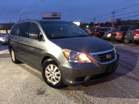 2010 Honda Odyssey for sale in Worcester, MA