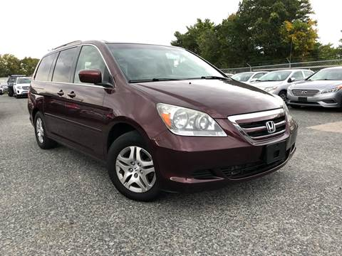 2007 Honda Odyssey for sale in Worcester, MA