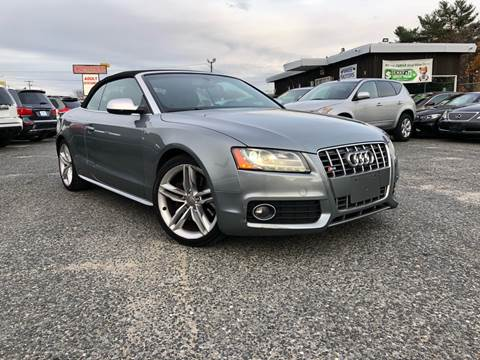2011 Audi S5 for sale in Worcester, MA