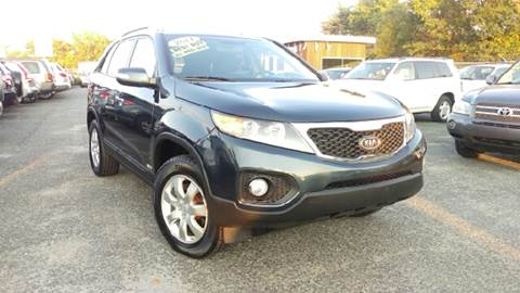 2011 Kia Sorento for sale at Mass Motors LLC in Worcester MA