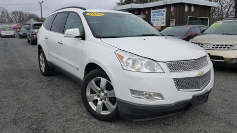2009 Chevrolet Traverse for sale in Worcester, MA