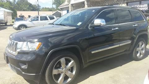 2013 Jeep Grand Cherokee for sale in Franklinton, LA