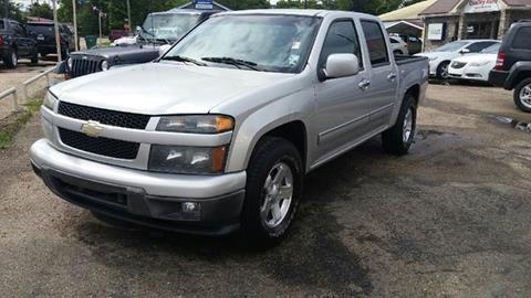 2010 Chevrolet Colorado for sale in Franklinton, LA