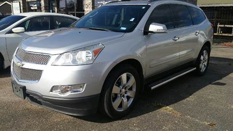 2011 Chevrolet Traverse for sale in Franklinton, LA