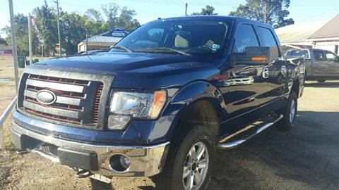 2010 Ford F-150 for sale in Franklinton, LA