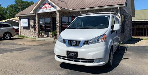 2015 Nissan NV200 for sale in Franklinton, LA