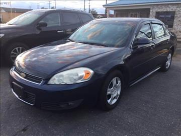 2011 Chevrolet Impala for sale in Franklinton, LA