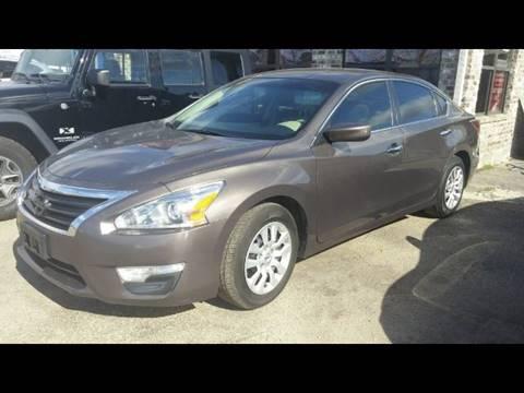 2015 Nissan Altima for sale in Franklinton, LA