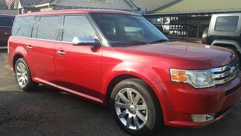 2012 Ford Flex for sale in Franklinton, LA