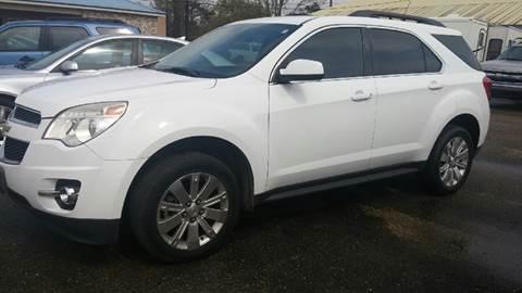 2011 Chevrolet Equinox for sale in Franklinton, LA