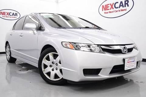 2011 Honda Civic for sale in Spring, TX