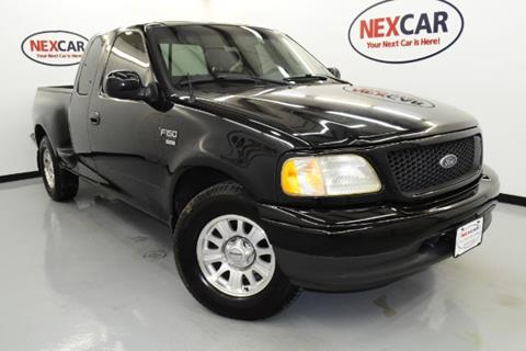 2002 Ford F-150 for sale in Spring, TX