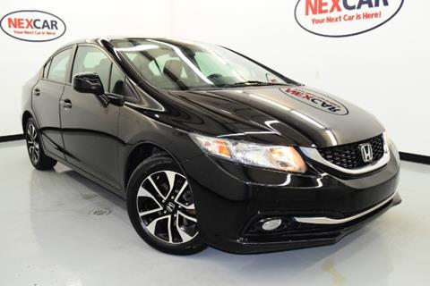 2013 Honda Civic for sale in Spring, TX