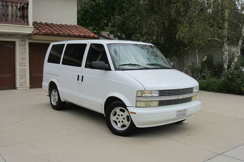2005 Chevrolet Astro Base 3dr Extended Mini Van In Mission