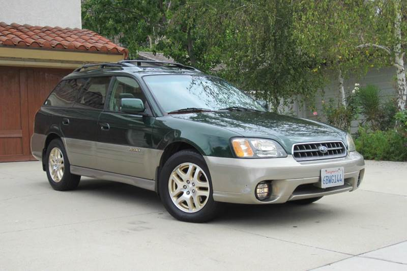 2003 Subaru Outback Limited Awd 4dr Wagon In Mission Viejo Ca