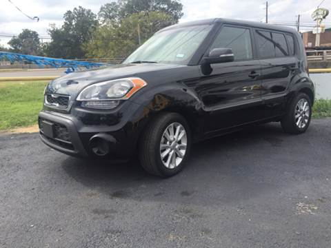 2013 Kia Soul for sale in Dallas, TX