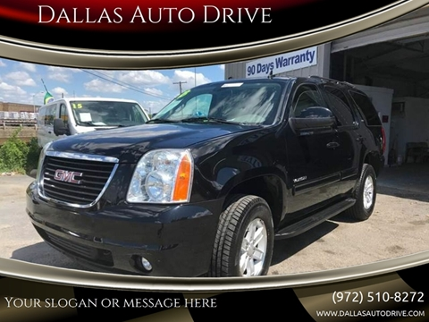 2013 GMC Yukon for sale in Dallas, TX