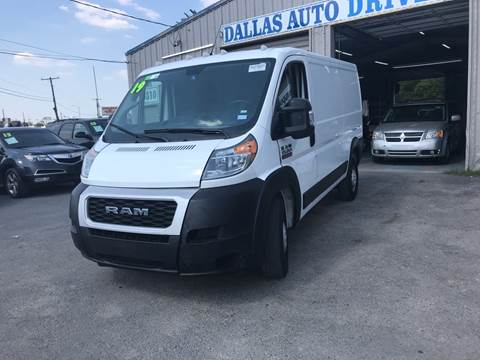 2019 RAM ProMaster Cargo for sale in Dallas, TX