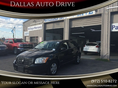 2008 Dodge Caliber for sale in Dallas, TX