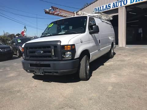 2013 Ford E-Series Cargo for sale in Dallas, TX