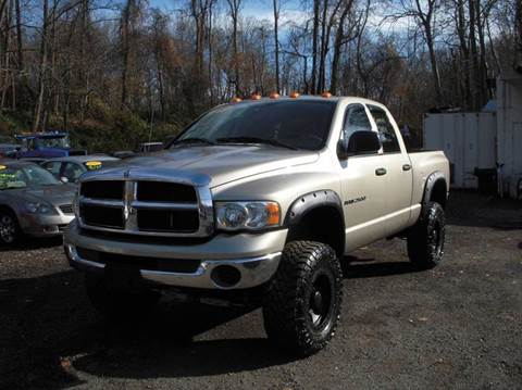 2005 Dodge Ram Pickup 2500 for sale at Preferred Motor Cars of New Jersey in Keyport NJ