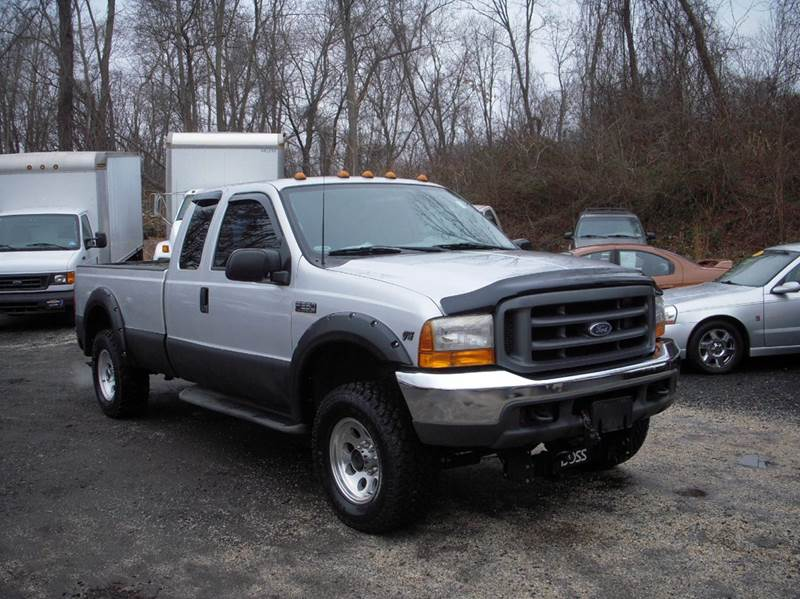 2001 Ford F-250 Super Duty for sale at Preferred Motor Cars of New Jersey in Keyport NJ