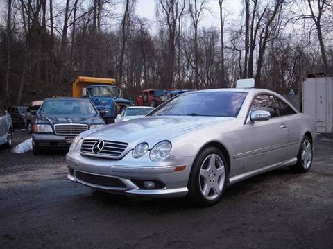 2005 Mercedes-Benz CL-Class for sale at Preferred Motor Cars of New Jersey in Keyport NJ