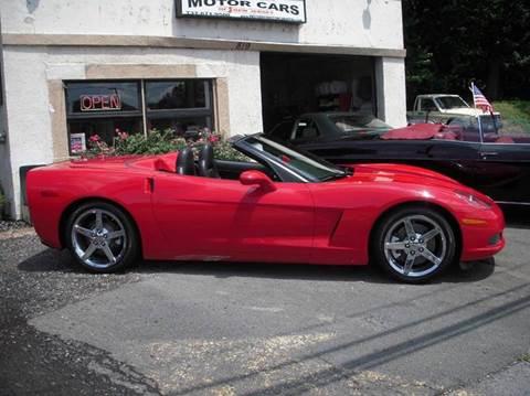 2005 Chevrolet Corvette for sale at Preferred Motor Cars of New Jersey in Keyport NJ