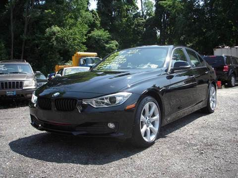 2014 BMW 3 Series for sale at Preferred Motor Cars of New Jersey in Keyport NJ