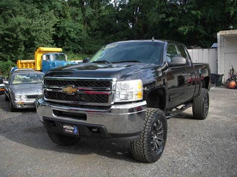 2012 Chevrolet Silverado 2500HD for sale at Preferred Motor Cars of New Jersey in Keyport NJ