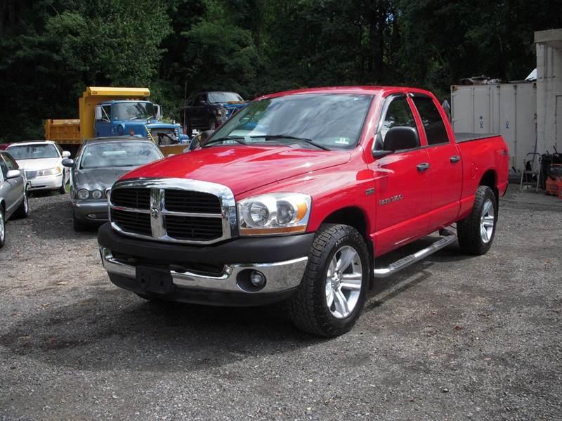2005 Dodge Ram Pickup 1500 for sale at Preferred Motor Cars of New Jersey in Keyport NJ