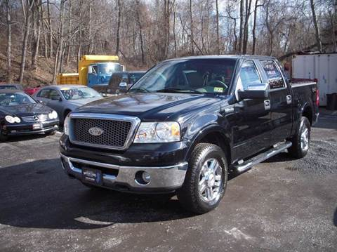 2006 Ford F-150 for sale at Preferred Motor Cars of New Jersey in Keyport NJ