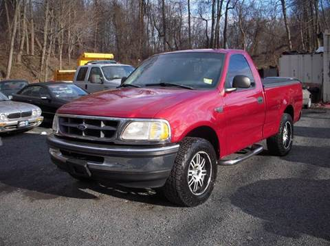 1998 Ford F-150 for sale at Preferred Motor Cars of New Jersey in Keyport NJ