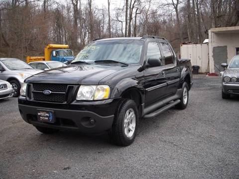2005 Ford Explorer Sport Trac for sale at Preferred Motor Cars of New Jersey in Keyport NJ
