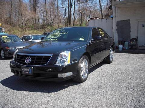 2007 Cadillac DTS for sale at Preferred Motor Cars of New Jersey in Keyport NJ