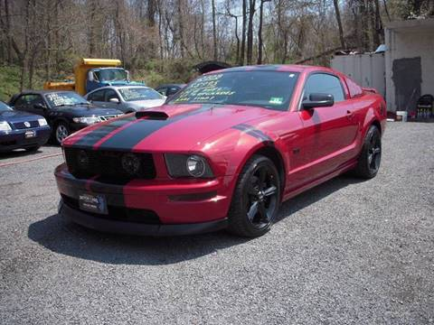 2008 Ford Mustang for sale at Preferred Motor Cars of New Jersey in Keyport NJ