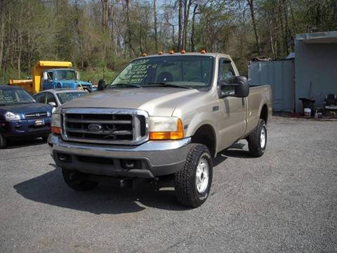 2000 Ford F-350 Super Duty for sale at Preferred Motor Cars of New Jersey in Keyport NJ