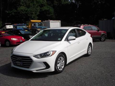2017 Hyundai Elantra for sale at Preferred Motor Cars of New Jersey in Keyport NJ