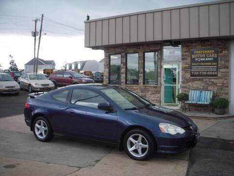 Acura RSX For Sale In New Jersey Carsforsalecom - Acura rsx for sale