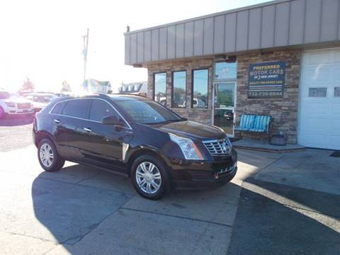 Cadillac Srx For Sale In New Jersey Carsforsale Com